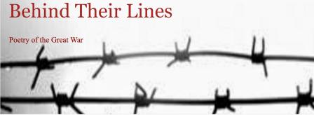 behind their lines
